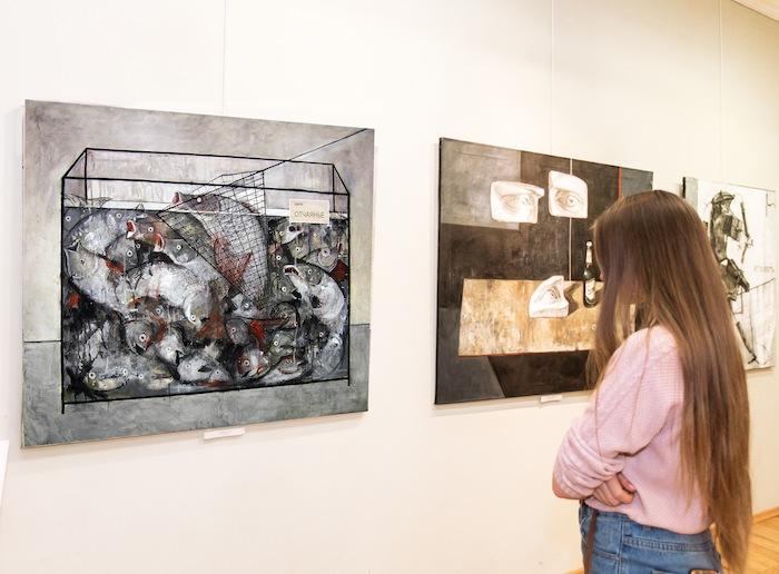 artwork-at-solo-exhibition